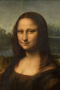 Handylogo fürs iPhone Mona Lisa