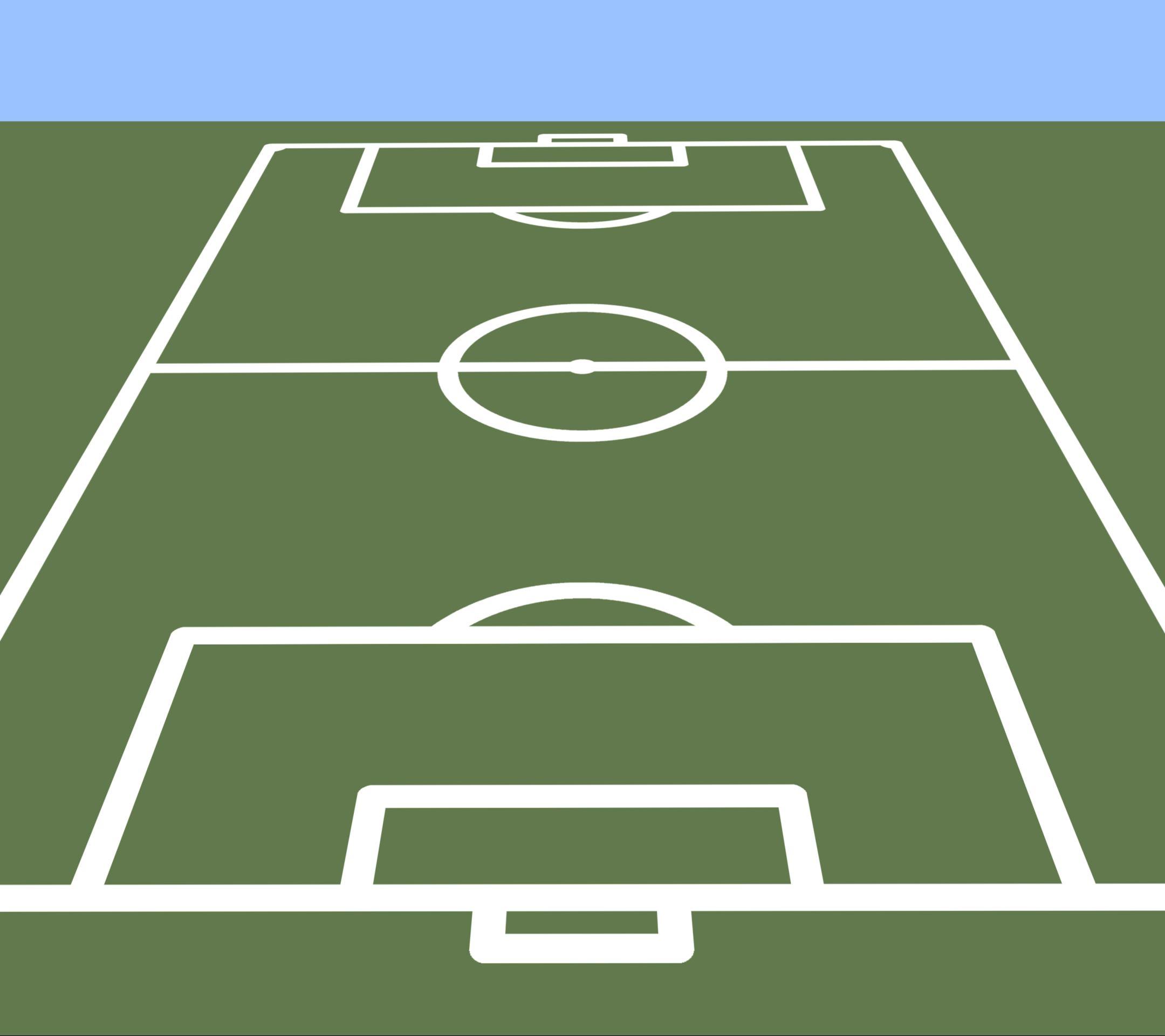 Fusballfeld